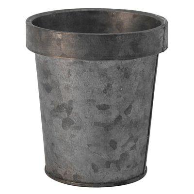 Zinc Flower Pots image