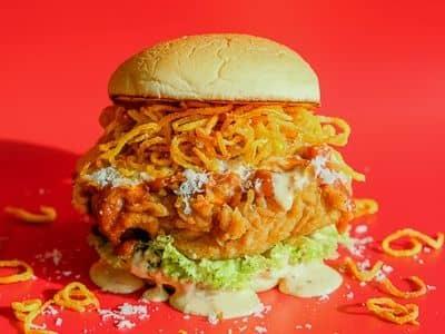 Bang burger image