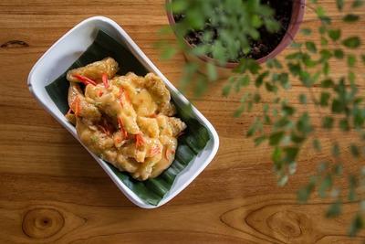 Thai Salad Fish image