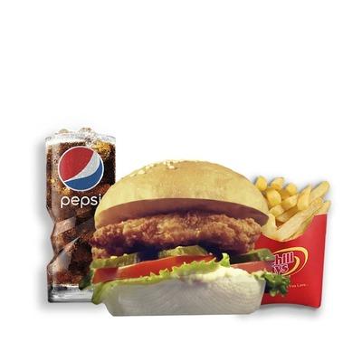 Combo 4 - Chicken Deluxe image