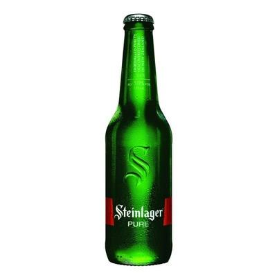 Steinlager Pure Bottles 15x330mL image