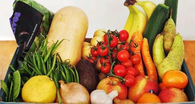 FRUIT AND VEGETABLE BOX- SEASONAL image