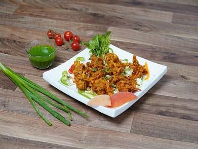 Mixed Vegetable Pakora image