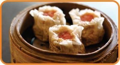 Taiwan Sausage Sao Mai 台湾香肠烧麦 image