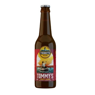 Tommys Craft Lager image