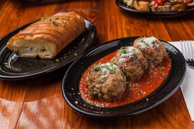 Spicy Meatballs image