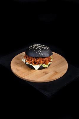 Pulled Brisket Burger image