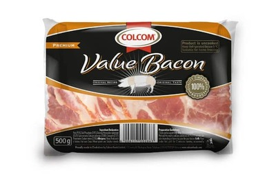 Colcom Value Bacon image