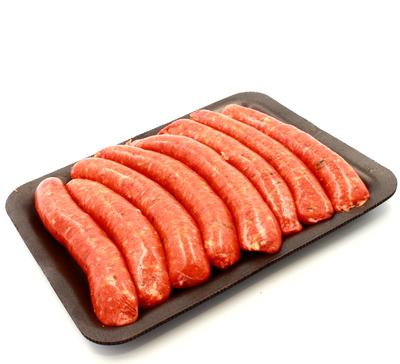 Dhaniya Sausages, Lamb, 1kg pack image
