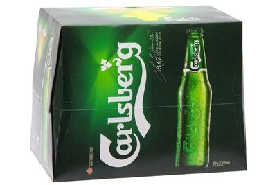 Carlsberg Bottles 15x330mL image