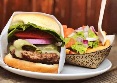 Chuck Norris Burger image