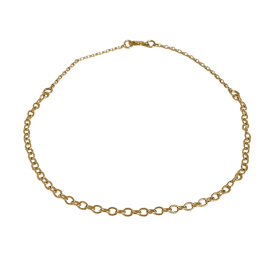 9-Carat Gold Choker Necklace - The Aquila image