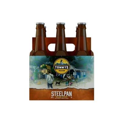 6 Pack Steelpan Island Stout image