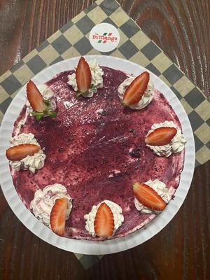 Cheese Cake Entero image
