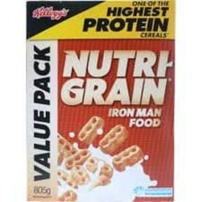 KELLOGG NUTRIGRAIN 805G image
