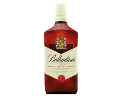Ballantine's Finest Blended Scotch Whisky Scotland Bottle 700ml 40%VOL. image