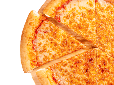 3 Cheese Pizza image