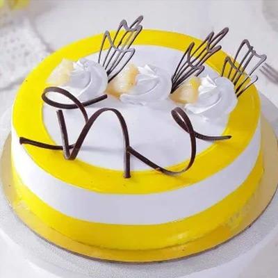 Exotic Pineapple Cake image