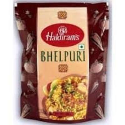 2 pack Haldirams Bhelpuri 200g image