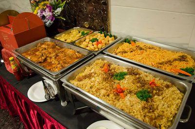 Wee Kee Catering - Standard Buffet Menu B image