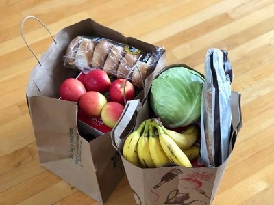 Donate HOPE Worldwide NGO Family Grocery Pack image