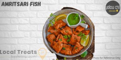 Amritsari Fish image