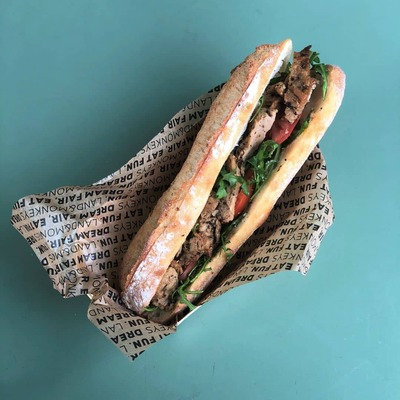 Sandwich Fermier image