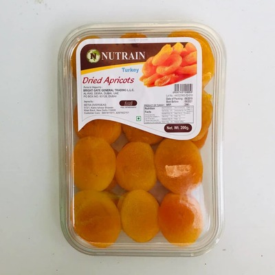 Dried Apricot 200 G image