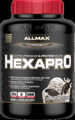ALLMAX NUTRITION 2.5kg - 4 Flavours image