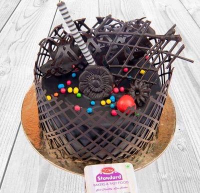 Criss Cross Cake-Egg image