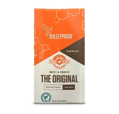 Bulletproof Coffee Ground Regular 340G image