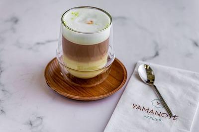 Cafe White Chocolate Matcha image