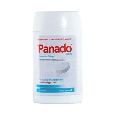 Panado, Tablets,  100's image