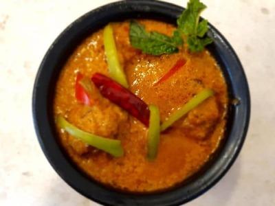 Chicken Handi Korma image