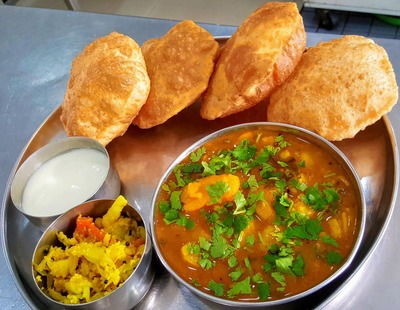 Puri Bhaji image
