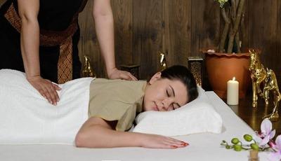 Miscarriage Massage - Without Tummy Massage (1 Session) image