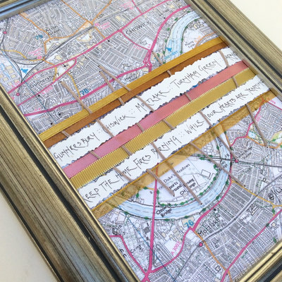 Chiswick Collection - Keep The Home Fires Burning - Home Gift - Celebrating W4. - West London - Chiswick image