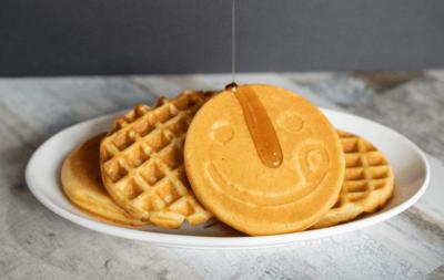The LOT (Mixed Pancakes & Waffles)(4ps) image
