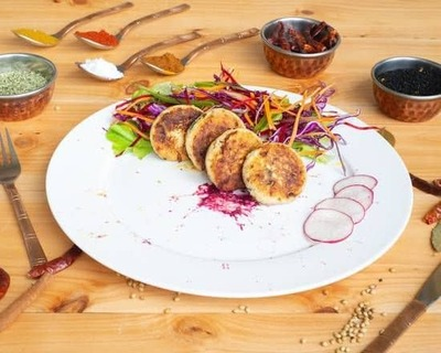 Dahi Ke Kebab image