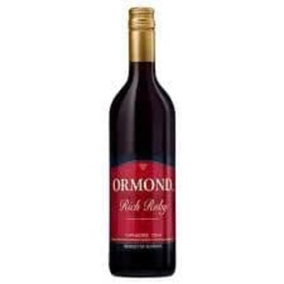 Ormond Rich Ruby Port 750mL image