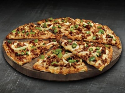 Mexican Fiesta Small Pizza image