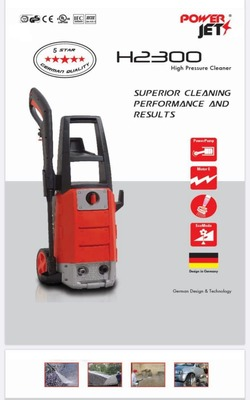 POWERJET H2300 HIGH PRESSURE CLEANER  image