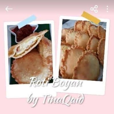 Roti Boyan C/W Sambal  image