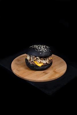 Truffle Mushroom Burger image