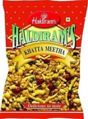 2 pack Haldiram's Khatta Meetha 200g image