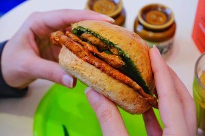 O' Seekh Kebab Pao image