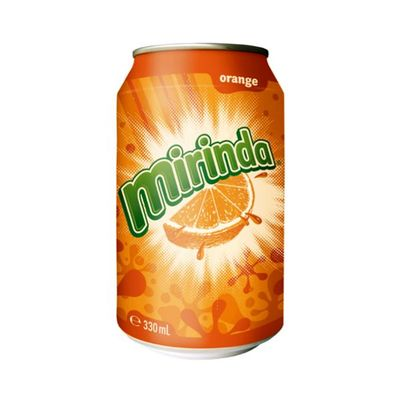 Mirinda Orange can 330 ml image