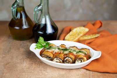 Eggplant Rollatini (veg) image