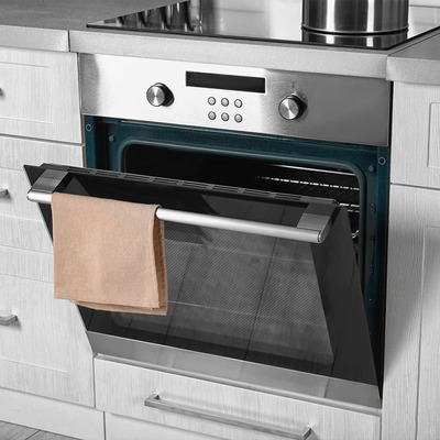 Single Oven Cleaning (30 mins) image