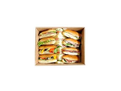 Festa panino - 32 x 25 cm - 4-6 persons image